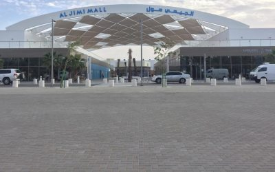 Al Jimi Mall Opens New Wing