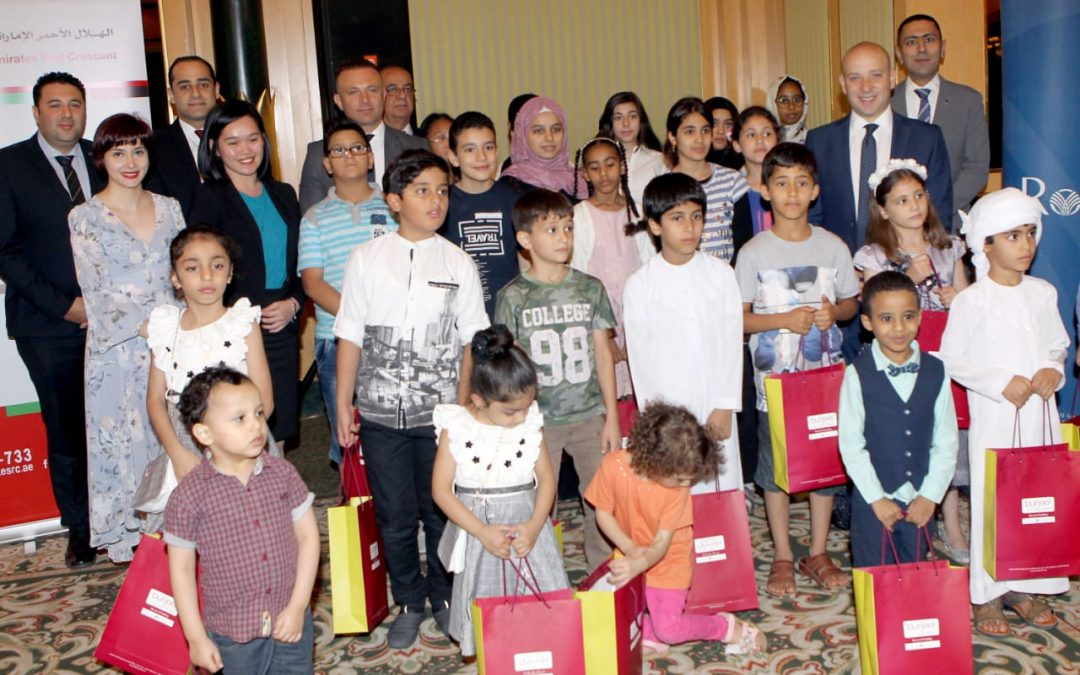 Rotana brings smiles to children this Ramadan
