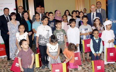 Rotana brings smiles to children this Ramadan