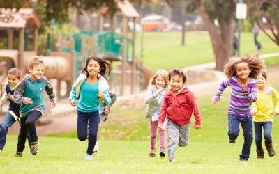 6 reasons children need to play outside
