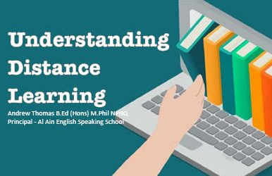 Understanding  Distance  Learning