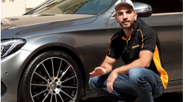 Step by Step vehicle safety tips for motorists from the experts at Continental