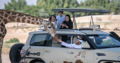 Al Ain Zoo reduces operating hours