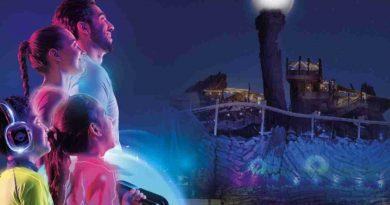 Yas Waterworld's Neon Nights return this October