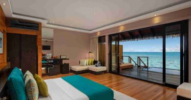 A Romantic Island Getaway To Adaaran Prestige Vadoo, Maldives