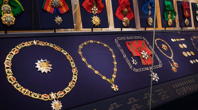 Qasr Al Watan's Priceless Presidential Gifts