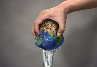 The link between water and climate change