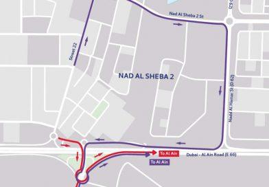 New flyover opens on Dubai – Al Ain Road